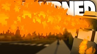 getlinkyoutube.com-Unturned 3.17.2.0: FLAME THROWING ZOMBIES! (New Boss Zombie Quests, Industrial Gas Can)