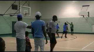 getlinkyoutube.com-YOUNGS PARK BALLLERS VS NORVIEW