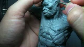 getlinkyoutube.com-An Anatomical Study through Sculpting - Part 1