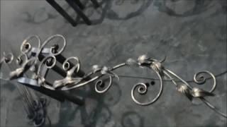 getlinkyoutube.com-Кованое декоративное ограждение