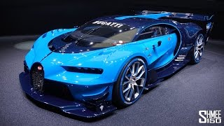 getlinkyoutube.com-Bugatti Vision Gran Turismo - EXCLUSIVE IN-DEPTH TOUR