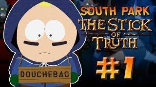 getlinkyoutube.com-South Park: The Stick Of Truth - Douchebag The Thief!! - Part 1