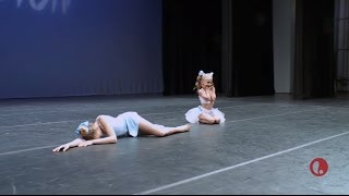 getlinkyoutube.com-Dance Moms | Lilly And Brynn's Duet The Bad Deed