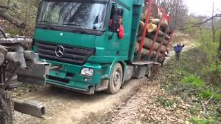 getlinkyoutube.com-Mercedes Benz Actros