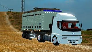 Euro Truck Simulator 2 BMC PRO 827