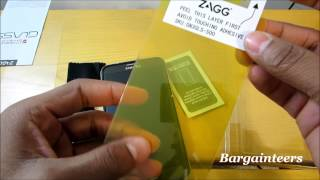 getlinkyoutube.com-How to put on a Tempered Glass Screen Protector - Bargainteers