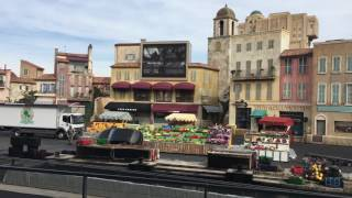 Moteurs... Action! Stunt Show Spectacular - Disneyland Paris [HD] 2016
