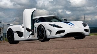 The Future of the Internal Combustion Engine - Inside Koenigsegg