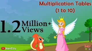 getlinkyoutube.com-Sing Multiplication Song to Learn Multiplication Tables (1 to 10)