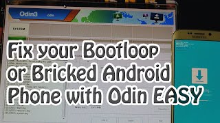 getlinkyoutube.com-HOW TO FIX A BOOTLOOP OR BRICKED PHONE WITH ODIN ( Very Easy)