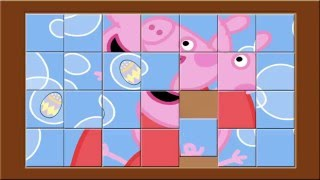 getlinkyoutube.com-Peppa Pig Dreams of Easter Eggs by Puzzle Box