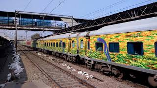 7 TRAINS MAGICAL BEAUTY OF INDIAN RAILWAY TRAINS VIDEOS.