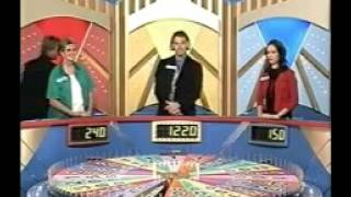 wheel of fortune 2001