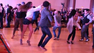 getlinkyoutube.com-Terry SalsAlianza et Brittney Vega - Salsa @ B.I.G 2015