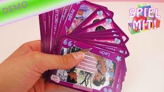 getlinkyoutube.com-violetta karten deutsch - Violetta Activity Cards 2 - Teil 2