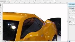 getlinkyoutube.com-Recortar imagen - Corel draw - tutorial