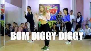 Bom Diggy Diggy - Zack Knight    Alan Rinawma Dance Choreography