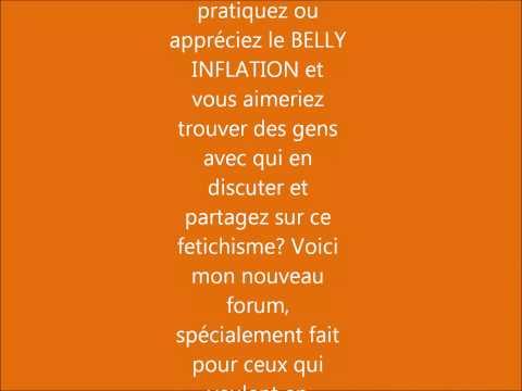 Un nouveau forum sur le Belly Inflation