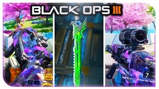 getlinkyoutube.com-EVERY SINGLE DLC WEAPON IN BLACK OPS 3...