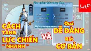 """getlinkyoutube.com-[LnP] Cách Tăng Lực Chiến Nhanh - BÍ MẬT ĐỘNG THẦN BÍ - Trong Game - """"Võ Lâm Truyền Kỳ Mobile"""""""