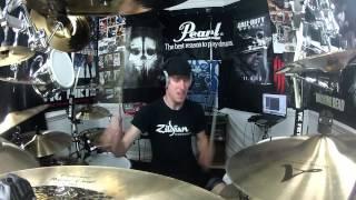 getlinkyoutube.com-Bastille - Pompeii - Drum Cover - on the Mega Kit featuring Pearl e-Pro Live Drums!