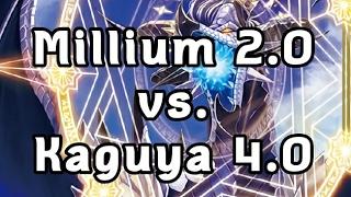 Millium 2.0 vs Kaguya 4.0 - Best of 3 - Force of Will