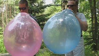 getlinkyoutube.com-balloon contest - blow to pop race - B2P - Stuffer Balloons