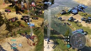 getlinkyoutube.com-Halo Wars 2 - All Units - UNSC and Banished