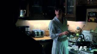 Norman Bates becomes his Mother 'Norman's sleeping'