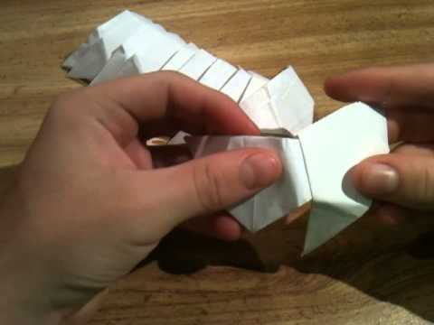 Hacer dodecaedro de papel - Figuras de origami