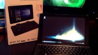 getlinkyoutube.com-RCA Cambio w101 v2 (Windows 10 tablet) Review