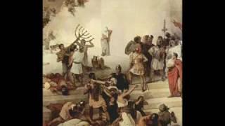 מדרשת רעננה-חורבן בית המקדש ובניית בית המקדש השני.wmv