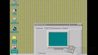 getlinkyoutube.com-Windows 95 in 2014, 19 years later.