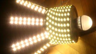 getlinkyoutube.com-Светодиодная люстра своими руками (Handmade LED chandelier)