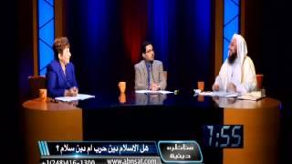 getlinkyoutube.com-المناظرة بين الدكتورة وفاء سلطان و الشيخ طارق يوسف