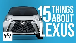 getlinkyoutube.com-15 Things You Didn't Know About Lexus