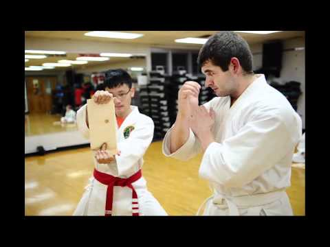 Board Breaking Coastal Tang Soo Do