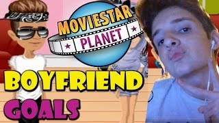 getlinkyoutube.com-BOYFRIEND GOALS! ! ~ Movie Star Planet #2