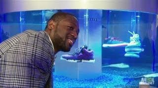 getlinkyoutube.com-Dwyane Wade's Sneaker Tank | Tanked