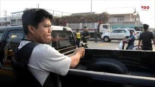 getlinkyoutube.com-มือปืนโหดยิงเจาะกะโหลก 2 วัยรุ่นกาญจน์ดับคาถนนมอบตัวตำรวจแล้ว คุมตัวทำแผนหวิดวุ่น