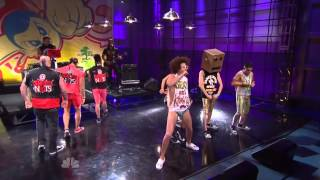 getlinkyoutube.com-LMFAO - Sexy And I Know It (LIVE)