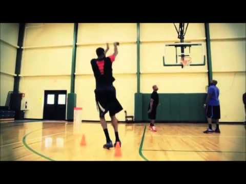 Lebron James vs Kevin Durant 2012 HD(How bad do you want it?