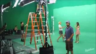 getlinkyoutube.com-Violetta: Grabación del intro (Backstage)