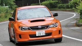 getlinkyoutube.com-スバル WRX STI tS TYPE RA 試乗動画レポート ~スバル応援団長マリオが駈ける~ #lovecars #videotopics