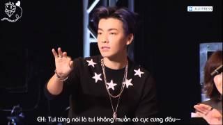 getlinkyoutube.com-[JHH][Vietsub] Donghae và Eunhyuk muốn có bao nhiêu cục cưng? - Fanmeeting Skeleton event