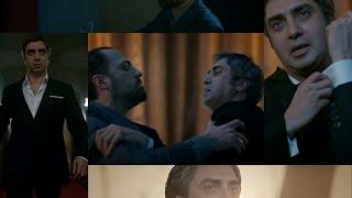 getlinkyoutube.com-وادي الذئاب 10 الحلقة الاخيرة - مراد علمدار يقتل الظل واعضاء المجلس #مجزرة