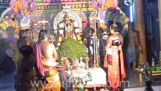 Inuvil Sivakamiyamman Vazhivettu Utschavam