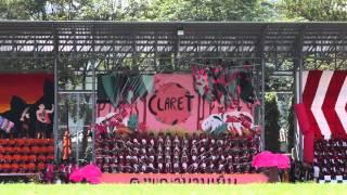 getlinkyoutube.com-กีฬาสี เตรียมอุดมฯ 2558: โชว์เชียร์ สแตนด์สีบานเย็น