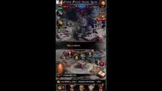 getlinkyoutube.com-Clash of kings - upgrade castle 29 and 30 in 1.30 minutes! - كلاش اوف كينجس رفع قلعة 29 و 30 في 1:30