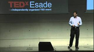 TEDxESADE - Fernando Trias de Bes - Entrepreneurs and innovation the myth of the idea